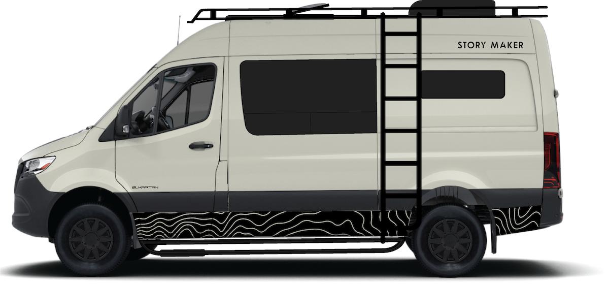 El Kapitan Sprinter Van Story Maker